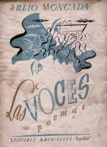 Julio Moncada, poeta compañero de la espiga y el trigo: tres versos sueltos