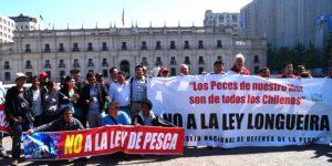 La Moneda, el PDC y El Mercurio intentan desactivar anulación de ley de pesca