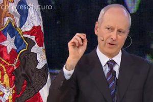 """Michael Sandel en Congreso del Futuro: """"Chile es mirado en el mundo como un laboratorio neoliberal"""""""