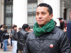 """Cristián Cuevas: """"La política es correr riesgos y uno tiene que avanzar quebrando huevos"""""""