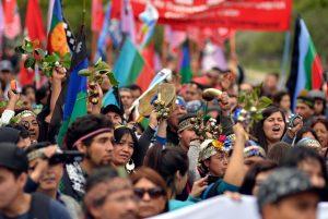 Conflicto mapuche, racismo y educación