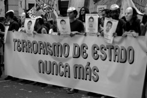 FOTOS  Argentina, a 40 años del Golpe de Estado