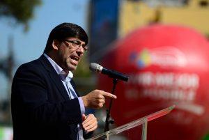 """Daniel Jadue y su evaluación del gobierno de Bachelet: """"Hoy terminamos de salir de la dictadura"""""""