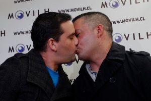 FOTOS | Carabinero y su pareja anuncian Acuerdo de Unión Civil