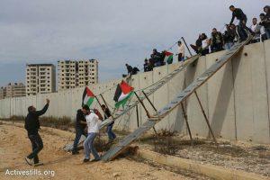 El Apartheid israelí y la resistencia pacífica contra la ocupación de Palestina