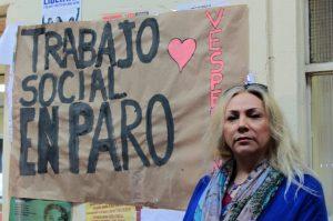"""Claudia Rodríguez: """"Para el sistema es horroroso que una travesti fea como yo escriba"""""""