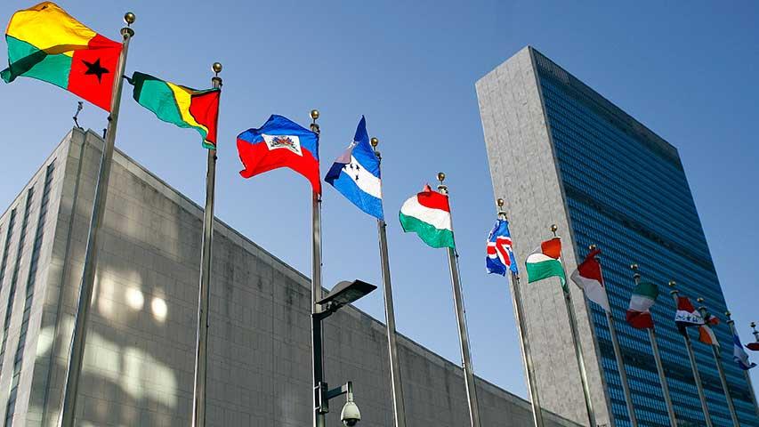 ONU llama a evitar una escalada tras el lanzamiento de cohetes del Líbano hacia Israel