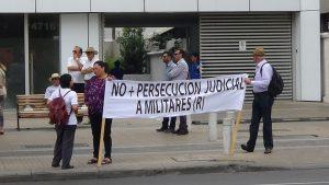 Victimización e impunidad: Las estrategias 2.0 de la familia militar que busca la libertad de los reos de Punta Peuco
