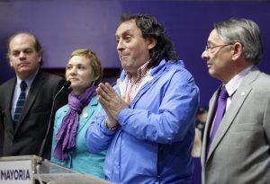 """Dirigentes acusan """"jugada"""" de Walker para bajar a Fuentes y posicionar a su nuevo protegido en Aysén"""