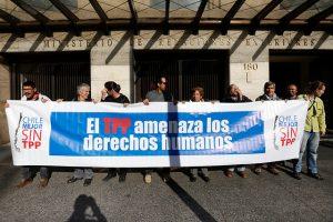 Cancilleres de 10 países del TPP no dan el ancho en respuesta a la ONU sobre Derechos Humanos