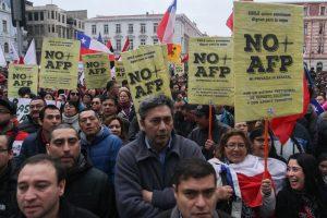 """Luis Mesina, vocero del movimiento No Más AFP: la carta de José Piñera """"genera risa"""""""