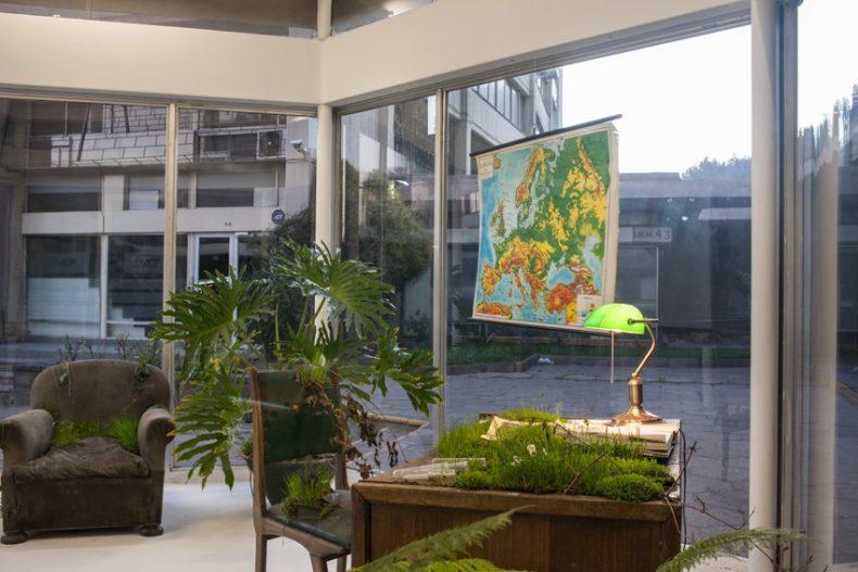 Exposición 'De Ideas Una Historia Natural', Galería Tajamar