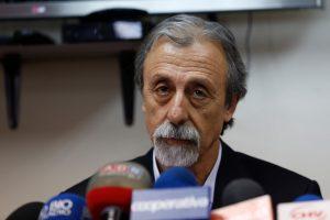 """Luis Mesina no está de acuerdo con votar por el """"mal menor"""": """"Métanse esa política por donde mejor les quepa"""""""