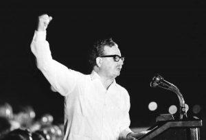 """El discurso de Salvador Allende a 48 años de la renacionalización del cobre: """"Hoy es el día de la dignidad nacional"""""""