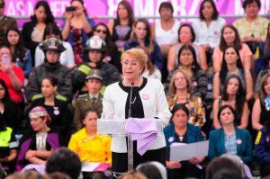 Las deudas del programa de la presidenta Bachelet y la Nueva Mayoría con las mujeres chilenas