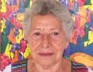"""Rosa Ferrada, dirigente feminista de 80 años: """"No puedo pasar un 8 de marzo si no es en la calle  marchando"""""""