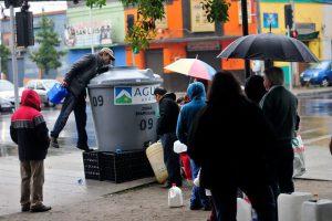 Aguas: Indicadores del año