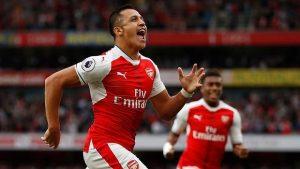 VIDEO  Arsenal vs. Chelsea: Golazo de Alexis Sánchez rompe el marcador en la final de la FA Cup