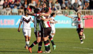 Sigue la indiferencia con el fútbol femenino: Definición del torneo se juega a la misma hora que final de la Champions
