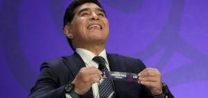 VIDEO| Mirá de quién te burlaste: El troleo de un jugador coreano a Maradona que dio la vuelta al mundo