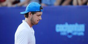 Pese a derrota en Roland Garros, Nicolás Jarry subirá al top 200 del ATP y será el nuevo N°1 del tenis chileno
