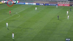 """VIDEO  """"Arreglín"""" entre Italia y Japón dejó fuera a Argentina en el Mundial Sub 20"""