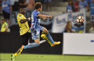 O'Higgins jugó horrible y quedó eliminado de la Sudamericana tras perder 2-0 contra Fuerza Amarilla en Guayaquil