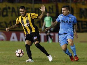 Adiós chilenos en la  Copa Libertadores: Iquique no pudo contra Guaraní y quedó eliminado tras empatar 0-0
