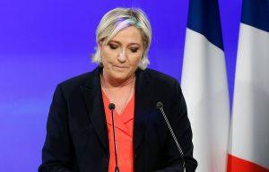 La derrota de Marine Le Pen