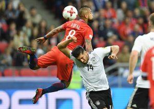 El mejor Chile de la historia no le pudo ganar a la Alemania B
