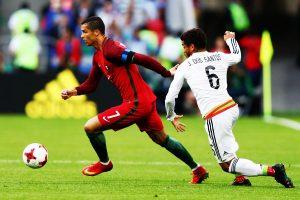 México empata en los descuentos con Portugal en su debut en la Copa Confederaciones
