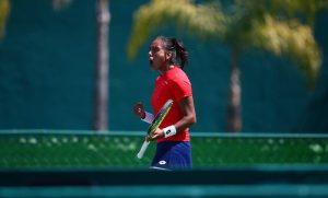 Daniela Seguel se coronó con el título del ITF de Barcelona
