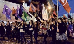 Política y feminismo: ¿En qué consiste el proyecto feminista del Frente Amplio?