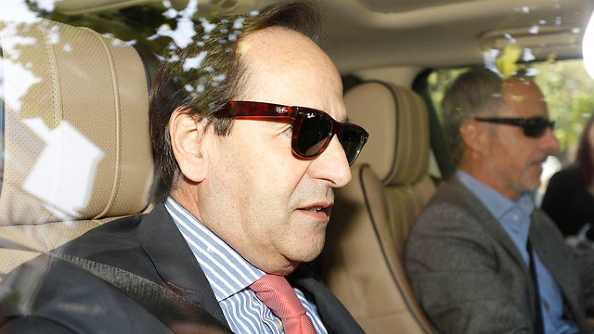 Juan Andrés Camus, presidente de la Bolsa de Comercio /