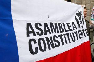 Nueva Constitución vía Asamblea Constituyente