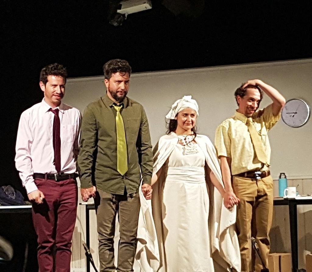 la familia teatro