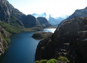 Parque Nacional kawesqar: Realismo mágico ambiental y genocidio cultural en la Patagonia Chilena