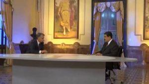 VIDEO| La entrevista de ME-O a Nicolás Maduro sobre la situación de Venezuela
