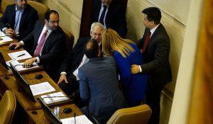 Ignacio Urrutia: Cobarde de mierda