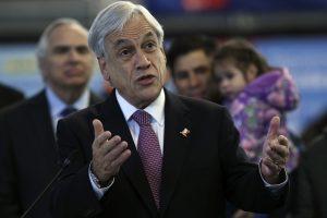 Sebastián Piñera declarará en calidad de testigo en caso SQM