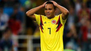 Jugadores colombianos que fallaron sus penales en el Mundial fueron amenazados de muerte