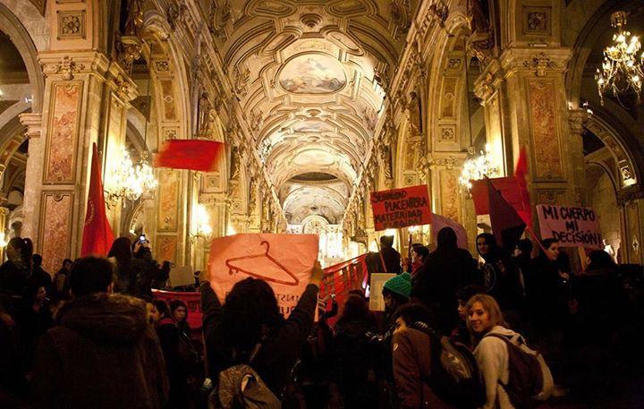 toma catedral 2013 aborto