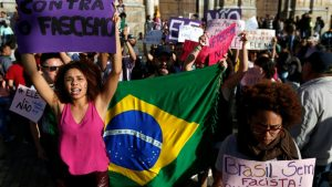 Crisis Sudamericana: El fascismo asalta el poder en Brasil