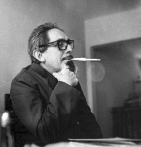 De espías y escritores: José Revueltas y Tlatelolco