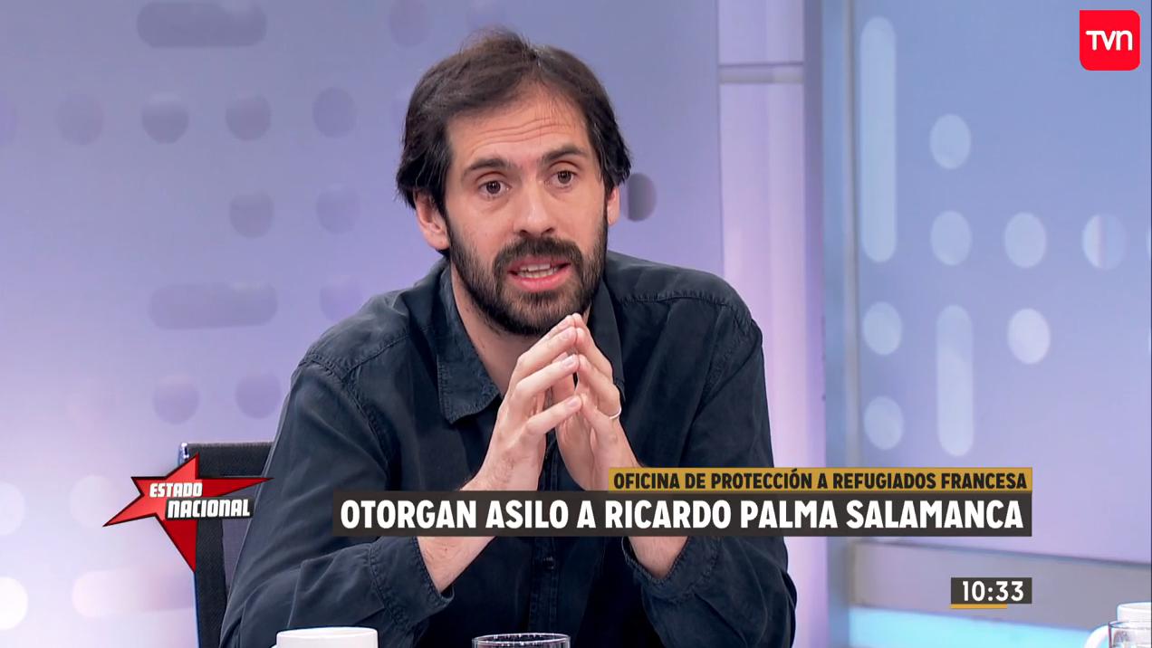 Nicolás Grau: «Jaime Guzmán no debería haber sido senador»