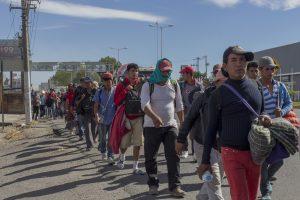 Caravana Migrante: Los olvidados de Centro América