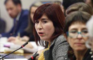 """Catalina Pérez, presidenta comisión Medio Ambiente: """"El cambio climático no se vive en Las Condes, se vive en Huasco, en nuestras zonas de sacrificio"""""""