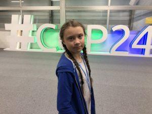 Greta Thunberg, la joven de 15 años que demuestra porqué hay que ocuparse ahora del cambio climático