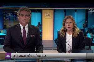 CNTV sanciona a Mega con multa de $20 millones por emitir falsos disturbios durante movilización feminista