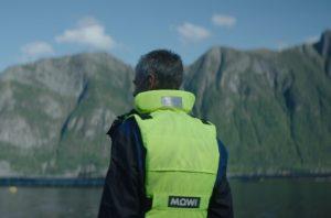 """El """"mowigate"""" salmonero noruego en el sur de Chile"""